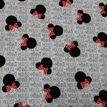 Minnie Mouse Heads & Bows
