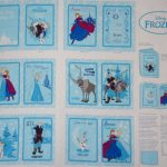 Frozen Annas Friends Book Panel