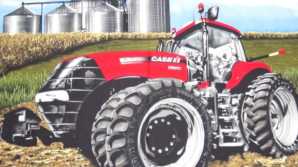 Case Large Tractor