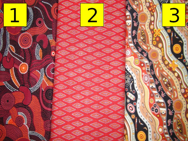 Country Fabrics n Things - Aboriginal - 1
