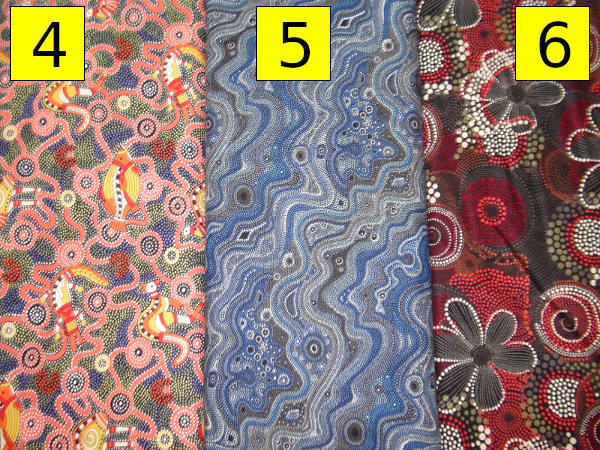 Country Fabrics n Things - Aboriginal - 2