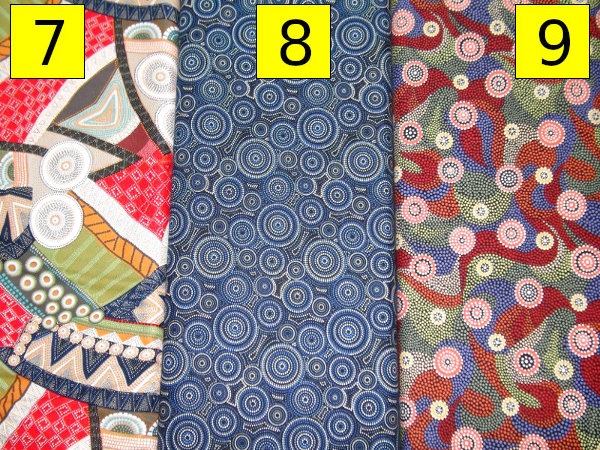 Country Fabrics n Things - Aboriginal - 3