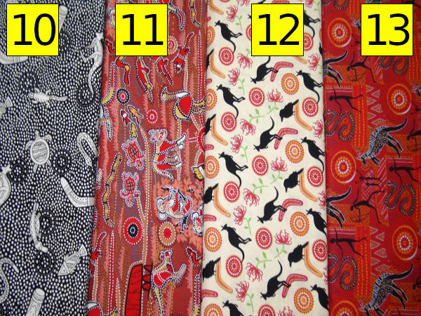 Country Fabrics n Things - Aboriginal - 4