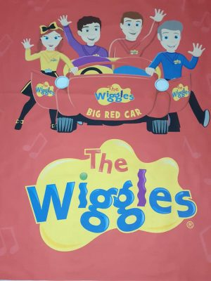 The Wiggles-red