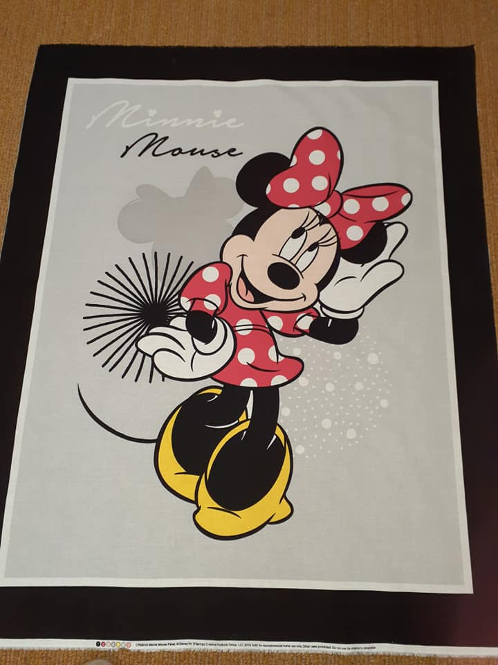 Minnie Mouse Panels